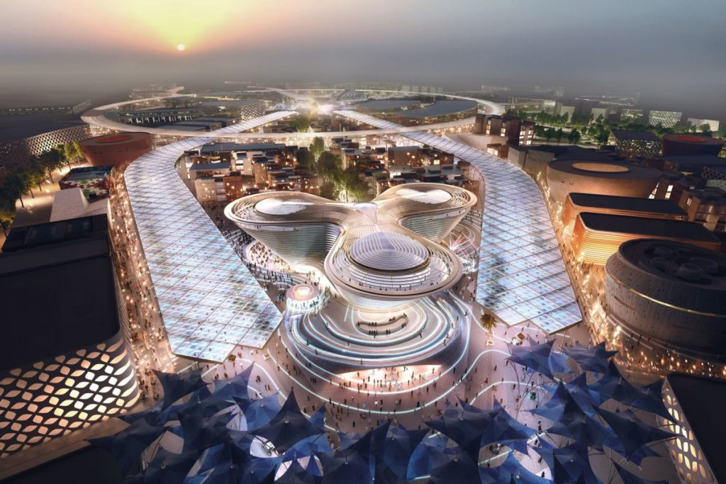 What you can do to earn during the Expo 2020