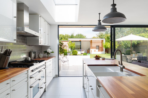 How to Create an Attractive Open Kitchen