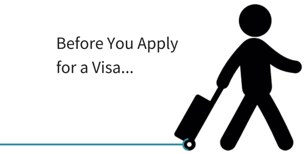 Things you need to do before applying for visa