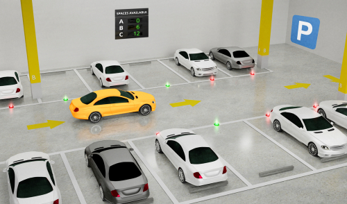 What do you know about parking management systems?