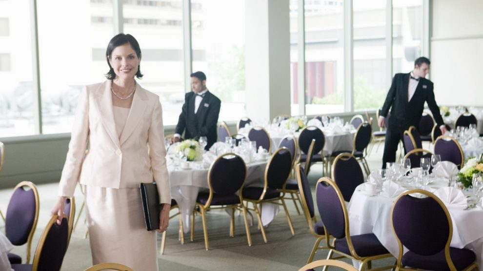 The qualities of a reliable event planner