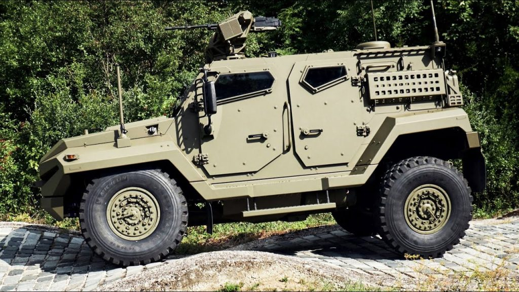 Things to know about armored military vehicles