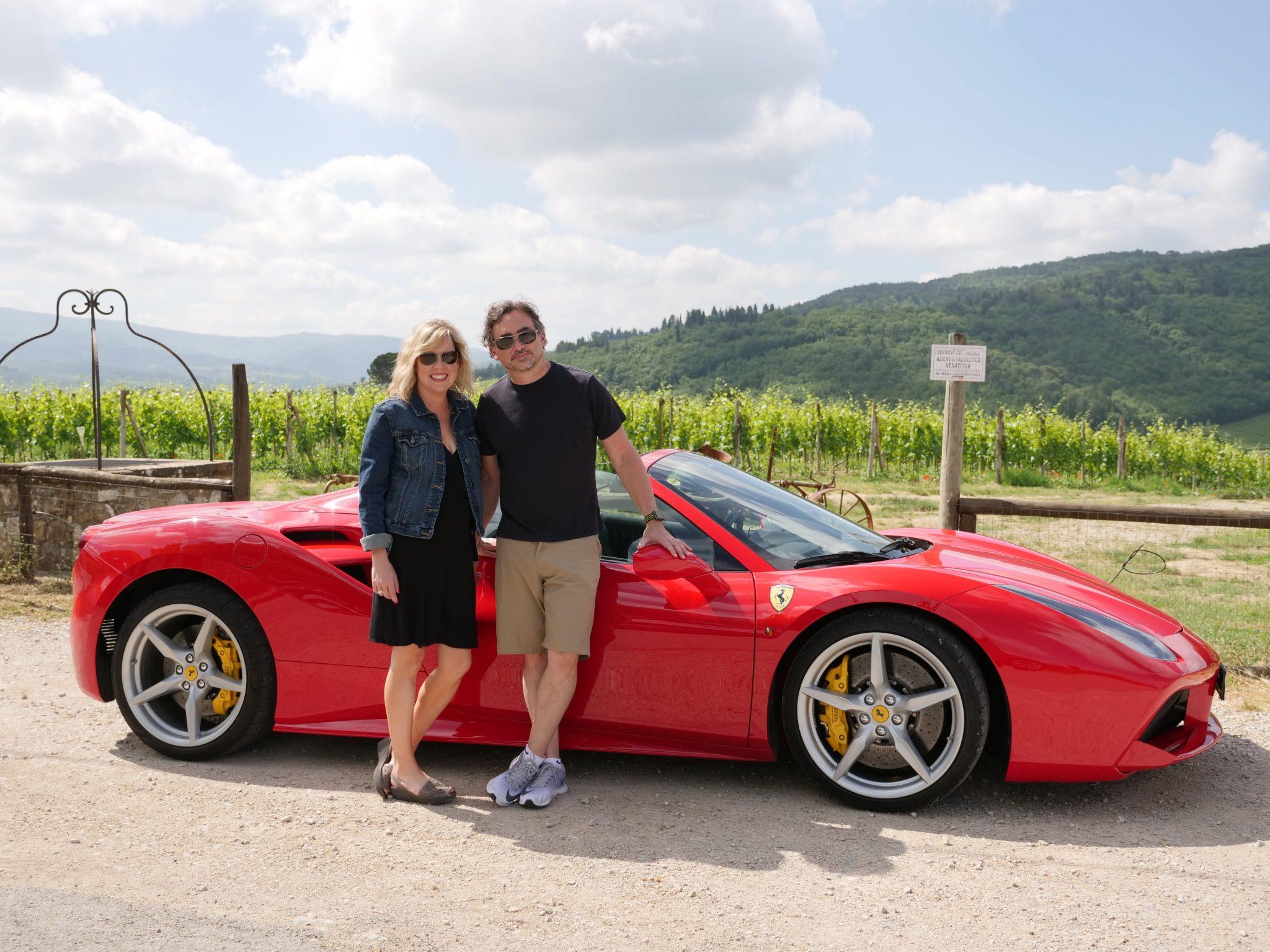 Top Tips for Ferrari Tours